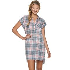 df6bc4752 Women's Rock & Republic® Roll-Sleeve Dress