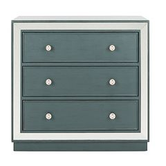 Safavieh Silas 3-Drawer Dresser