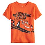 Disney / Pixar Cars Boys 4-12 Lightning McQueen Slubbed Graphic Tee by Jumping Beans®