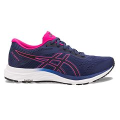 efdfd2129455 ASICS GEL-Excite 6 Women s Running Shoes. Indigo Pink Rave Black White ...