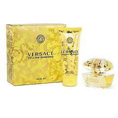 Versace Yellow Diamond Women's Gift Set