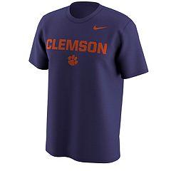 Men's Nike Clemson Tigers Legend Wordmark Tee