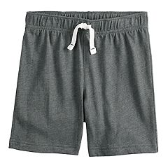 Boys 4-12 Jumping Beans® Basic Jersey Shorts