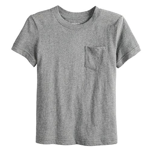 Boys 4-12 Jumping Beans® Pocket Jersey Tee