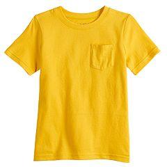 Boys 4-12 Jumping Beans® Pocket Jersey Tee