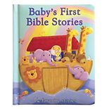 Baby's First Bible Stories Book