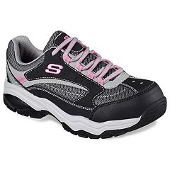 Skechers Work Biscoe Women's Steel Toe Shoes