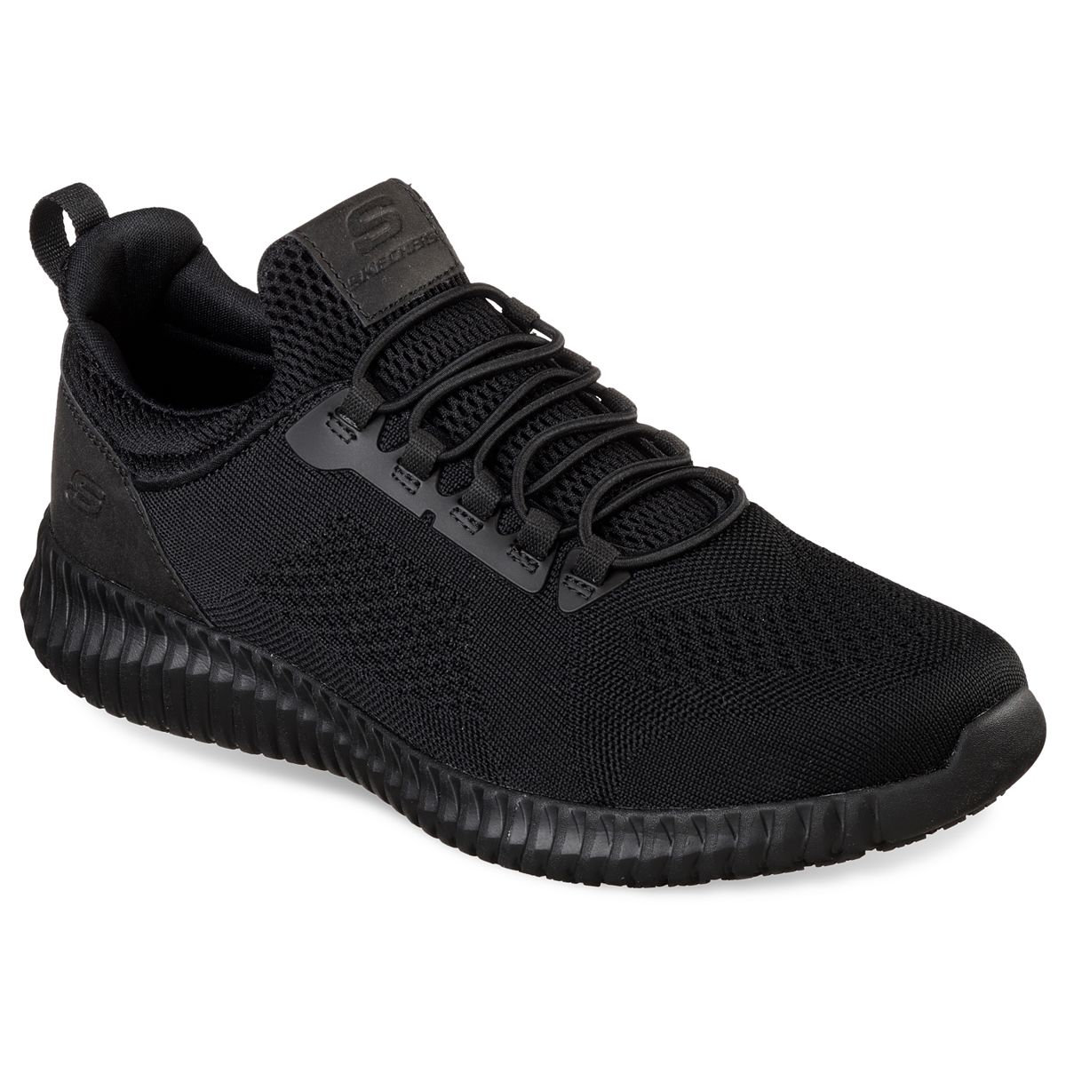 Skechers Work® Relaxed Fit® Cessnock SR Men's Shoes (Was $75, Now $69.99)