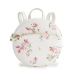 LC Lauren Conrad Lydia Floral Mini Backpack
