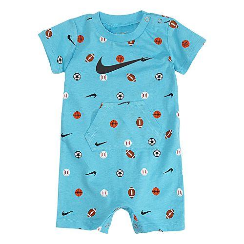 Baby Boy Nike Romper