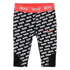 Toddler Girl Nike Dri-FIT Graphic Leggings