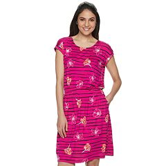 042ec5822bd Women s Apt. 9® Cinch Waist T-Shirt Dress