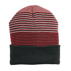 Men's Tek Gear™ WarmTek Striped Knit Watch Cap