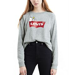 Women's Levi's® Relaxed Graphic Crewneck Top