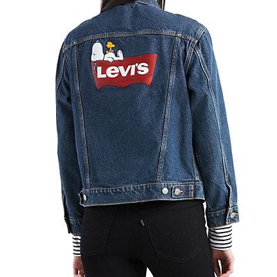 Women's Levi's® Ex-Boyfriend Trucker Jacket