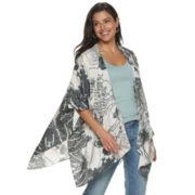 Women's SONOMA Goods for Life? Floral Ruana