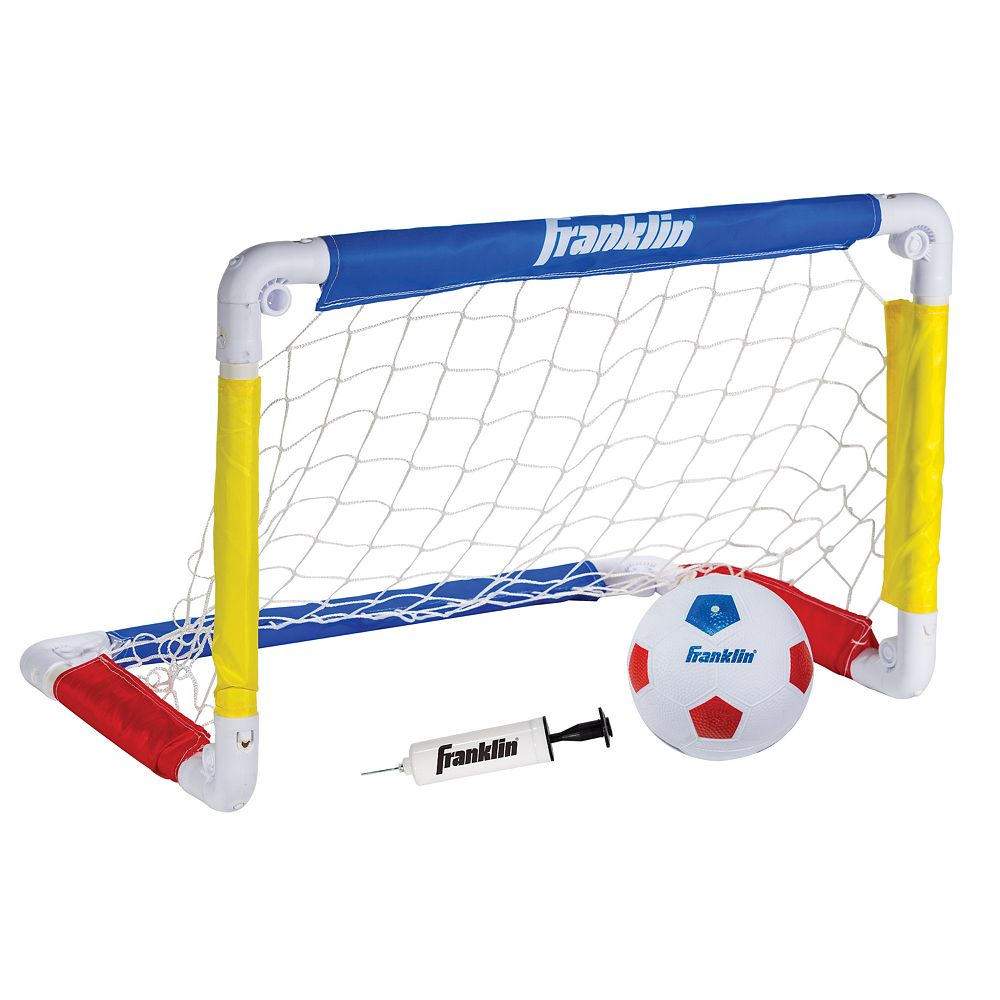 """Franklin 24"""" Youth Soccer Goal with Ball and Pump"""