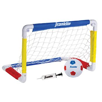 "Franklin 24"" Youth Soccer Goal with Ball and Pump"