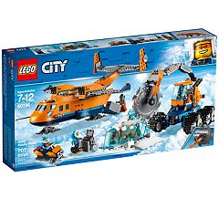 LEGO City Arctic Expedition Arctic Supply Plane 60196