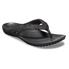 9f3e494785954 Crocs Kadee II Embellished Women's Flip Flop Sandals