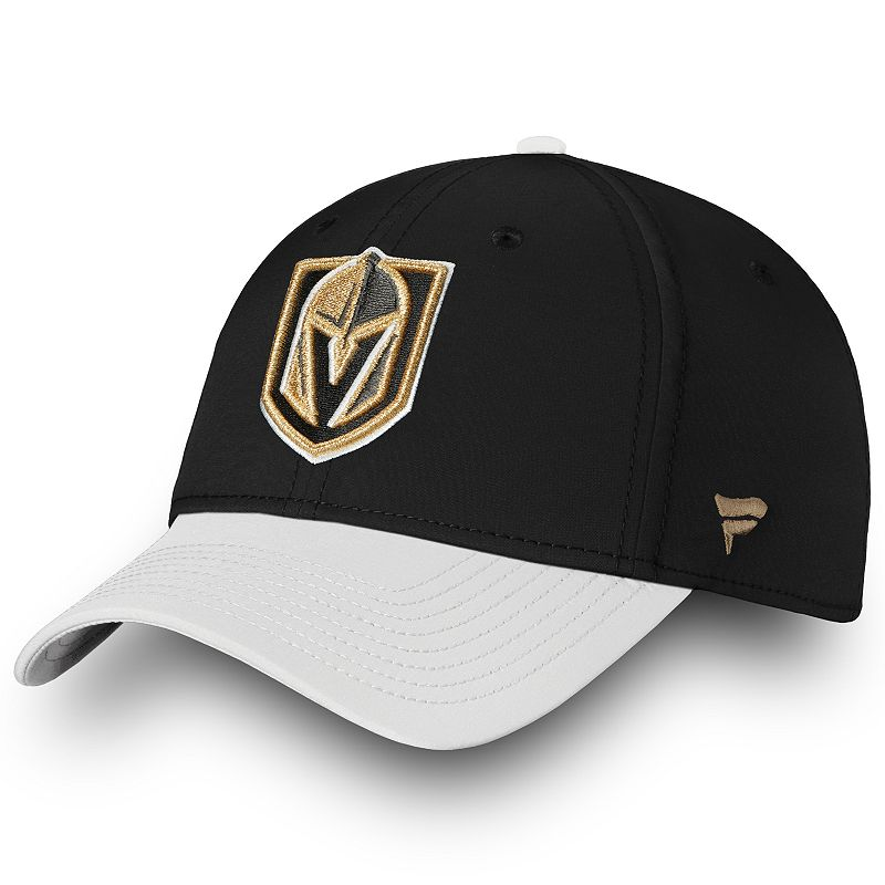 Adult Vegas Golden Knights Iconic Flex-Fit Cap, Size: Small/Medium, Oxford