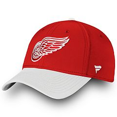 Adult Detroit Red Wings Iconic Flex-Fit Cap