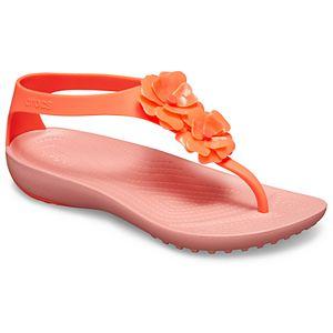 1965d352d40 Crocs Sanrah Women's Flip Flop Sandals. Sale