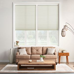 "Sonoma Goods For Life® Cordless Light Filtering Cellular Shade - 64"" Length"