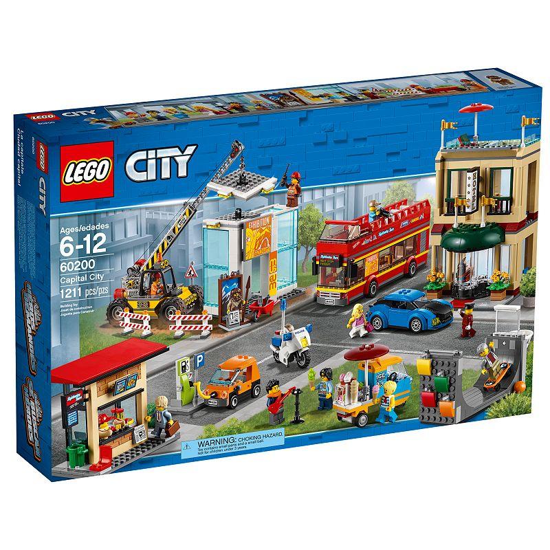 LEGO City Capital City 60200