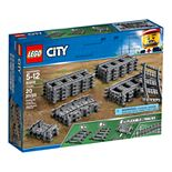 LEGO City Train Tracks 60205