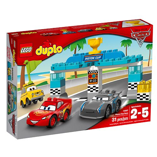 Disney / Pixar Cars 3 LEGO DUPLO Piston Cup Race 10857