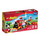 Disney's Mickey Mouse LEGO DUPLO Mickey & Minnie Birthday Parade 10597