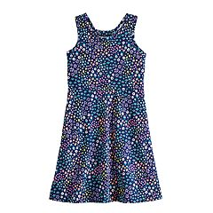 ac04ac04c0 Girls 4-12 Jumping Beans® Skater Dress