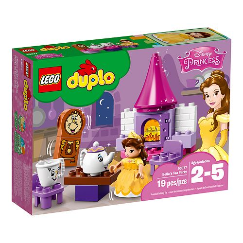 Disney's Beauty and the Beast LEGO DUPLO Belle´s Tea Party 10877