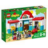 LEGO DUPLO Farm Pony Stable 10868