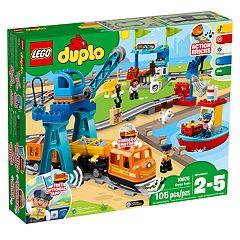 LEGO DUPLO Cargo Train 10875