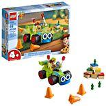 LEGO 4+ Woody & RC 10766