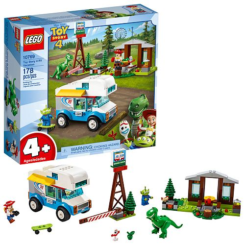 LEGO 4+ Toy Story 4 RV Vacation 10769