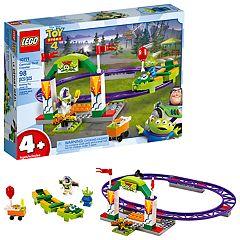 LEGO 4+ Carnival Thrill Coaster 10771