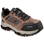 Skechers Work® Greetah Men's Waterproof Composite Toe Shoe