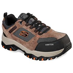Skechers Work Greetah Men's Waterproof Composite Toe Shoe