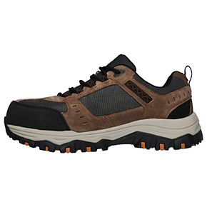 Skechers Work Greetah Men's Waterproof Composite Toe Shoe