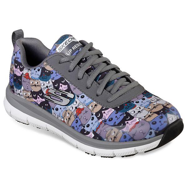 entregar Novelista Complejo  Skechers Work® Relaxed Fit Comfort Flex Pro HC SR - Scratchey Women's Shoes