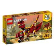 LEGO Creator Mythical Creatures 31073