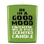 BE IN A GOOD MOOD Faithful Wild Figs Scented Candle