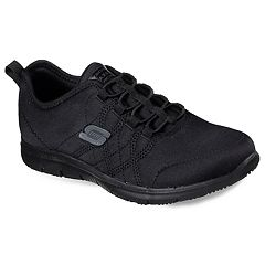 Skechers Work Relaxed Fit Ghenter Srelt SR Women's Shoes