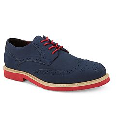 Xray Tynan Men's Wingtip Derby Shoes