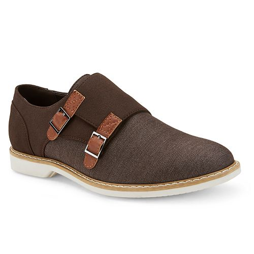 Xray Lismore Men's Monk Strap Shoes
