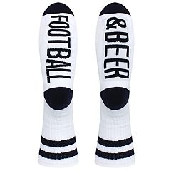 Men's SockTalk Worded Novelty Crew Socks