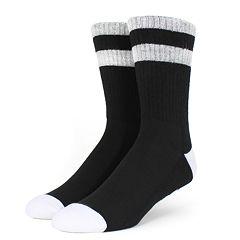 Men's SockTalk Worded Novelty Crew Socks